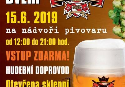 Den otevřených dveří 2019 - pivovar Dobruška