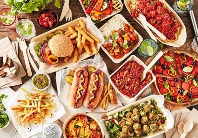 Vegan Street Food Vol.1