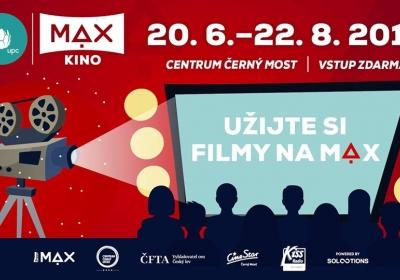 Letní UPC MAX kino 2019