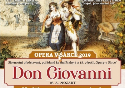 Opera v Šárce 2019 - Don Giovanni