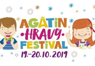 Agátin hravý festival 2019