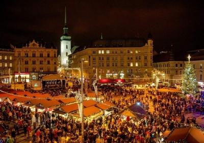 Vánoční trhy Brno 2019