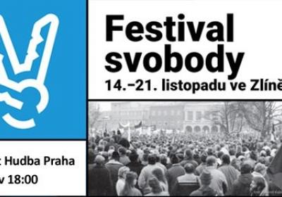Festival svobody ve Zlíně - Michal Ambrož a Hudba Praha