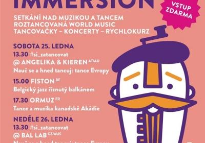 Evropská taneční trans-fúze: off program festivalu PBI