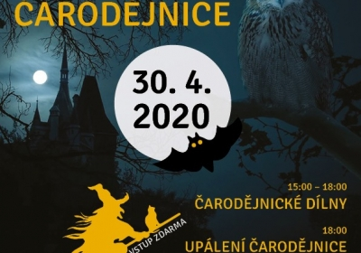 Žižkovské Čarodějnice 2020 - ZRUŠENO