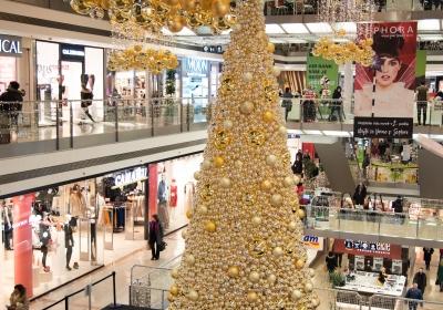 Na Mikuláše a vánoční nákupy do Atria Flora