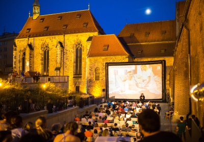 Letní kino NFA Anežka LIVE!!: Hříchy lásky