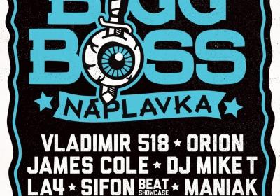 BiggBoss Náplavka 2017