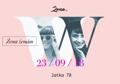 ŽENA ŽENÁM | Rodinný den s Žena.cz