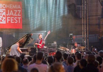 Bohemia Jazz Fest 2018 - Praha