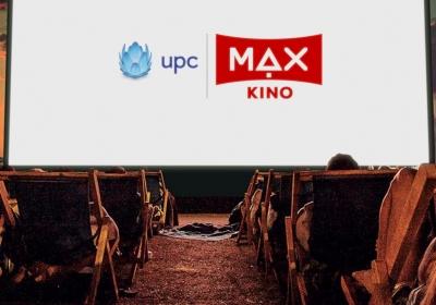 UPC MAX kino 2017