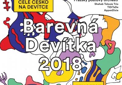 Barevná devítka 2018