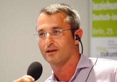 Setkání s izraelským spisovatelem Eškolem Nevem