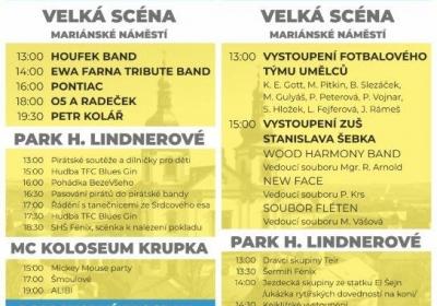 Česko-saské spolkové slavnosti 2019