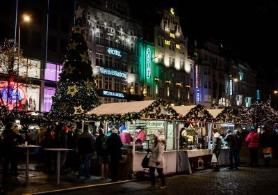 Vánoční trhy 2019 na Václavském náměstí