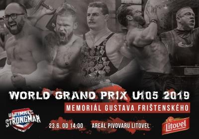 Memoriál Gustava Frištenského, WORLD GRAND PRIX U105