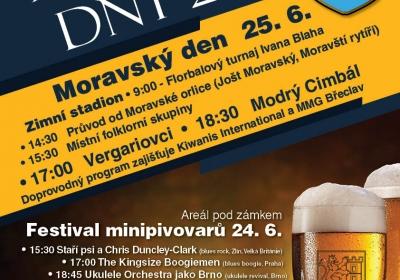 Moravské dny 2017