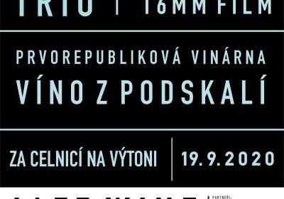 Prvorepublikový JAZZ WINE FILM fest