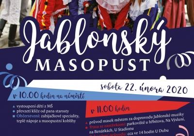 Jablonský MASOPUST 2020