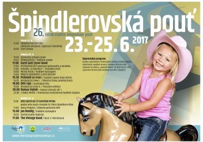 Špindlerovská pouť 2017