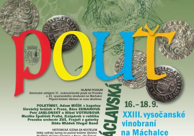 SVATOVÁCLAVSKÁ POUŤ NA Proseku 2021 - 30. ročník