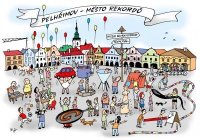 Pelhřimov – město rekordů 2018