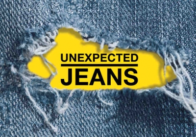 UNEXPECTED JEANS