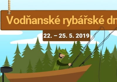 XXIX. Vodňanské rybářské dny 2018