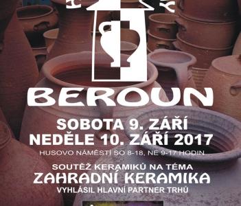 XXI. HRNČÍŘSKÉ TRHY 2017 Beroun