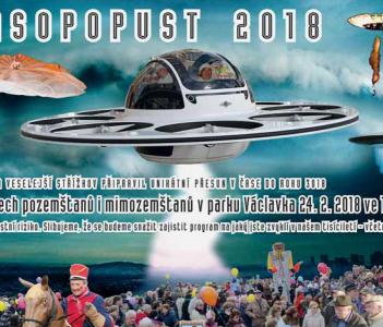 16. Střížkovský masopust 2018
