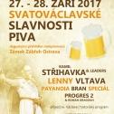 Svatováclavské slavnosti piva 2017
