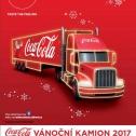 Vánoční kamion Coca-Cola 2017 - Ostrava