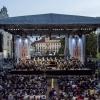 Open air koncert České filharmonie 2017