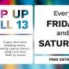 Otevíračka MINT: Pop Up Hall 13 v tržnici