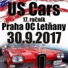 17. ročník US Cars Letňany 2017