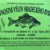 Slavnostní výlov Hradeckého rybníka 2017 - rybářství Tovačov