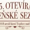 465. otevírání lázeňské sezóny - Lázně Teplice nad Bečvou