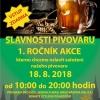 1. Slavnosti hanáckého pivovaru 2018