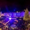 Slavnostní rozsvícení vánočního stromu v Olomouci 2018