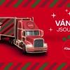 Vánoční kamion Coca-Cola 2018 - Holešov