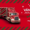 Vánoční kamion Coca-Cola 2018 - Dvůr Králové Nad Labem