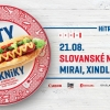 City Piknik: Mirai a Xindl X na Slovaňáku