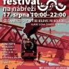 Festival na nábřeží: Překročme řeku 2019