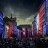 Paměť národa:1989 – projekce a světelná instalace
