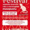 Festival asijského lunárního roku a staročeského masopustu 2019