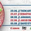 City piknik - Grébovka - hudební piknik Hitrádia City | Jakub Ondra a Slza