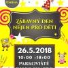 Zábavný den nejen pro děti s teamem Disco Shabbo