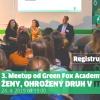 Ženy, ohrožený druh v IT - 3. Meetup od Green Fox Academy