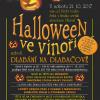 Halloween ve Vinoři neboli dlabání na Dlabačově 2017