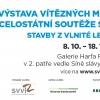 Praha přivítá výstavu vodních nádrží z vlnité lepenky